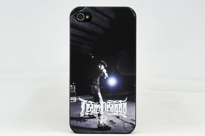 TEAM DRAGON iPhone4カバー FFF様