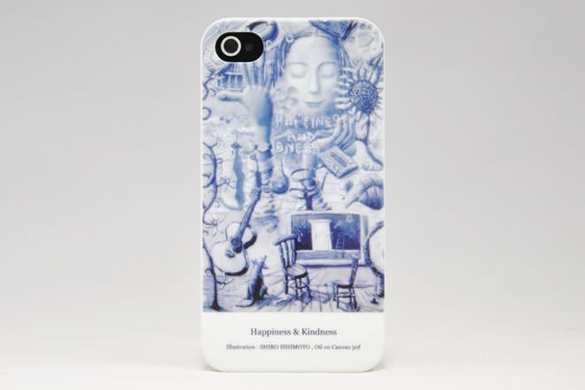 絵画のような iPhone4カバー Great Unkown様