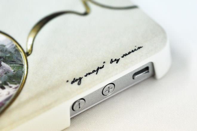 犬 iPhone4カバー 写真企画室ホトリ様