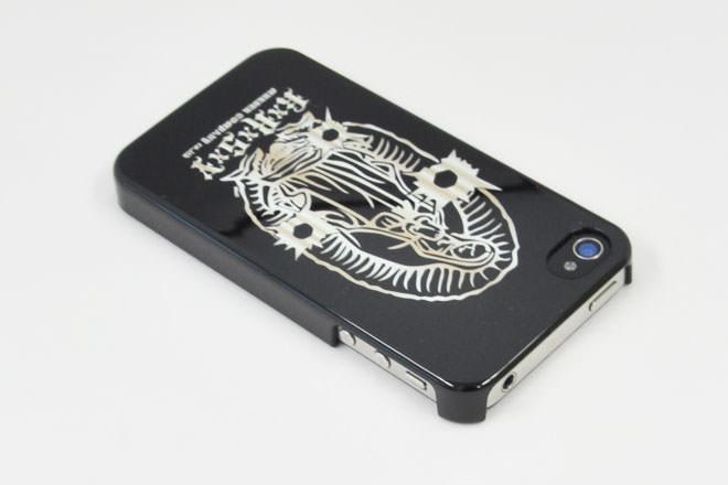シンプル iPhone4カバー I様
