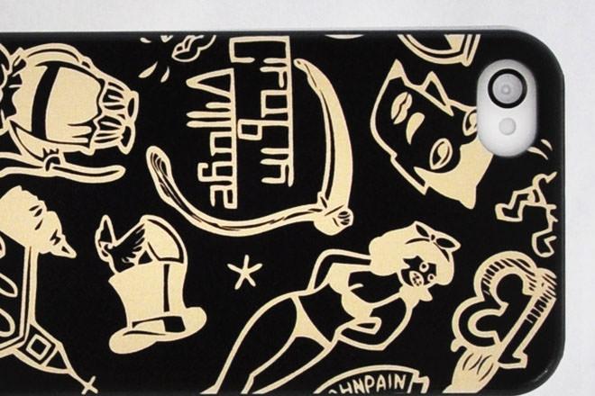 インクジェット iPhone4カバー J様