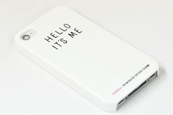 シンプル iPhone4カバー KINGOFMOUNTAIN様