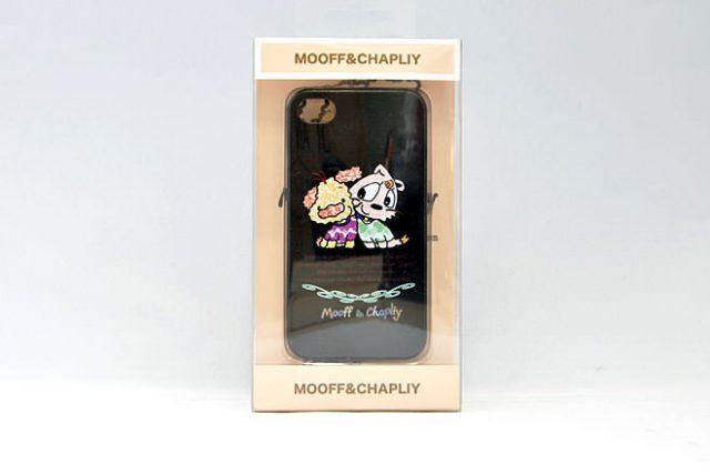 Mooff&Chapliy iPhone4カバー
