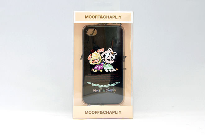 Mooff&Chapliy iPhone4カバー