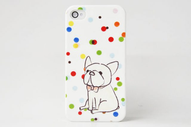 犬 iPhone4カバー MowLift様