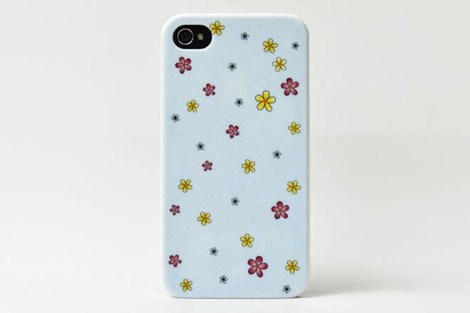 モダン iPhone4カバー サシュウ産業様