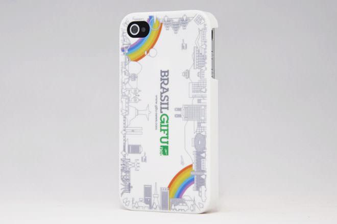 ブラジル iPhone4カバー ソウルメイツインタラクティブ様