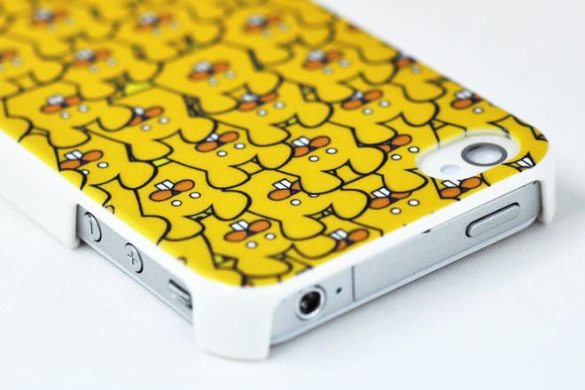 クマデッパ iPhone4カバー U様