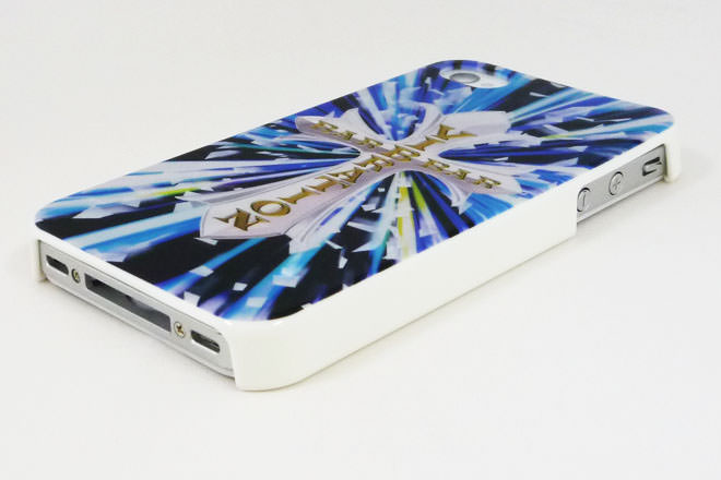 十字架 iPhone4カバー VIBRATIONBAR様