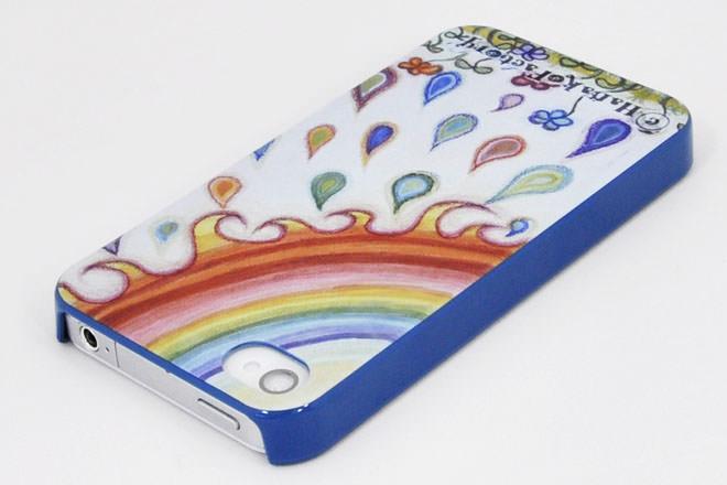 絵画のような iPhone4カバー HanakoFactory様