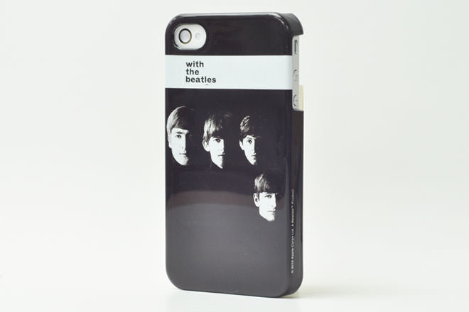 with the beatles iPhone4カバー