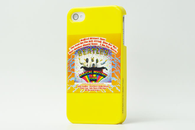 The Beatles MAGICAL MYSTERY TOUR iPhone4カバー