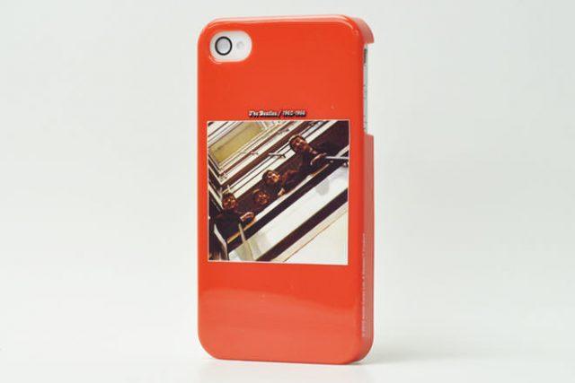 THE BEATLES 1962-1966 iPhone4カバー 共同企画