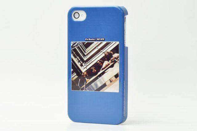 THE BEATLES 1967-1970 iPhone4カバー 共同企画