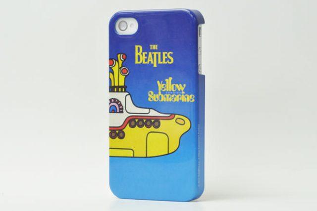 The Beatles Yellow Submarine iPhone4カバー 共同企画