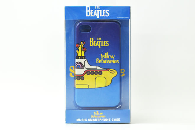 The Beatles Yellow Submarine iPhone4カバー