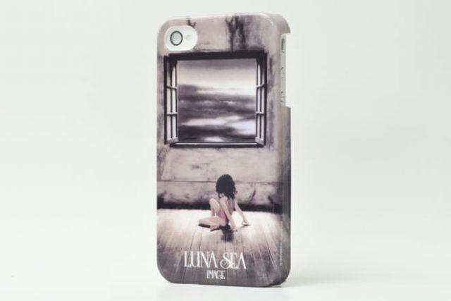 LUNASEA IMAGE iPhone4カバー 共同企画