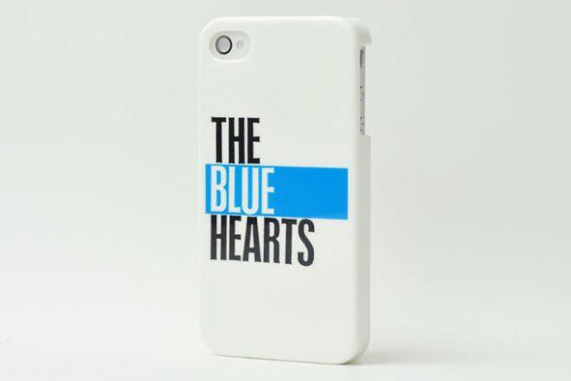 THE BLUE HEARTS iPhone4カバー 共同企画