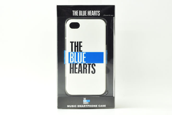 THE BLUE HEARTS iPhone4カバー