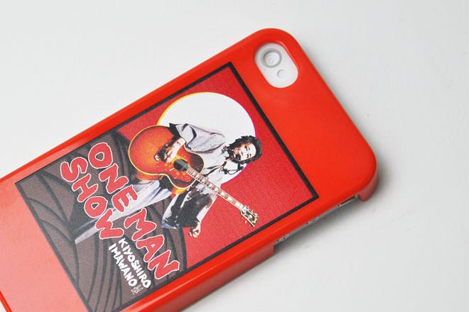 忌野清志郎 ONEMANSHOW iPhone4カバー