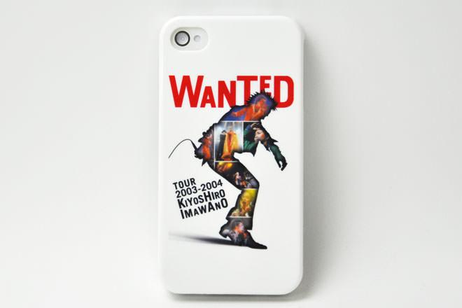 忌野清志郎 WANTED iPhone4カバー