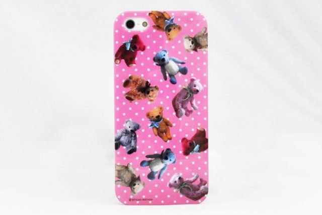 町田節子 Bears iPhone5カバー 自社オリジナル