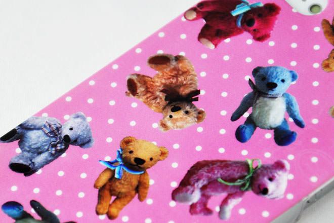 町田節子 Bears iPhone5カバー