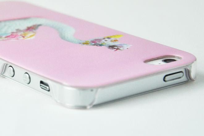 渡辺おさむ Swan iPhone5カバー