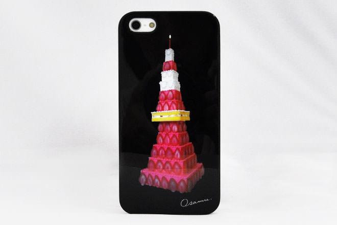 渡辺おさむ SweetTower iPhone5カバー