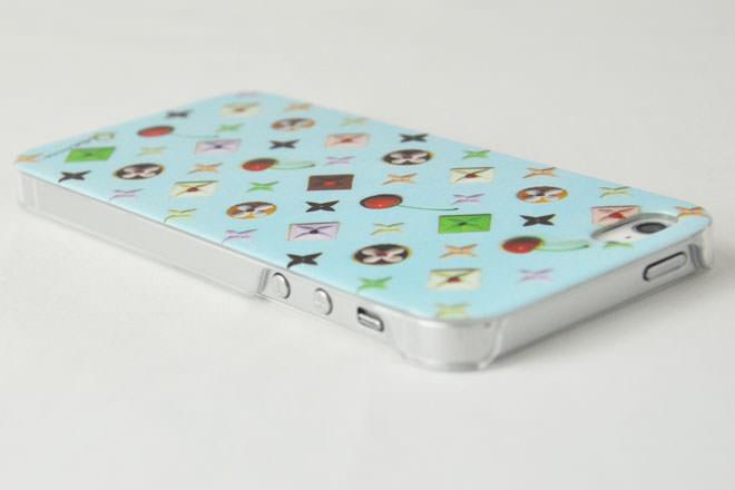 渡辺おさむ SweetColor/SweetColorBlue iPhone5カバー