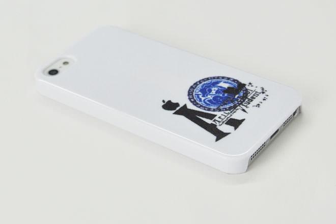 リンゴマーク iPhone5カバー F様