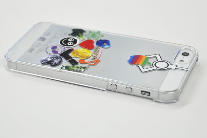 LVOキャッチャー iPhone5カバー MATENRO RECORDS様