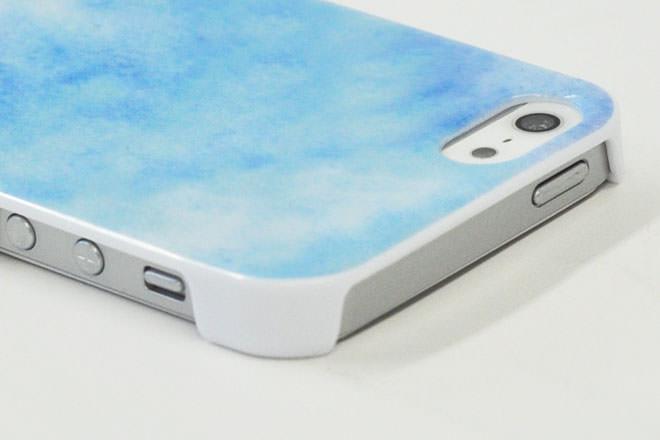 グラデーション iPhone5カバー M様