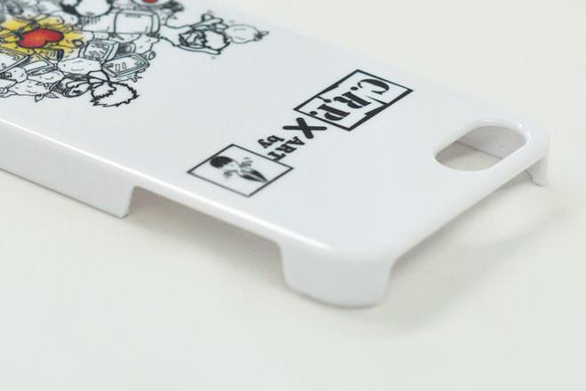 ハート iPhone5カバー N様