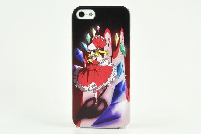 美少女 iPhone5カバー T様