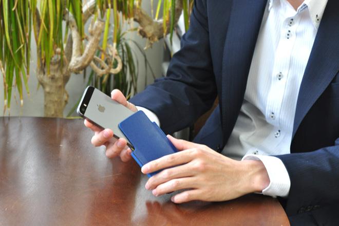 iPhone5/5s/5c レザーケース