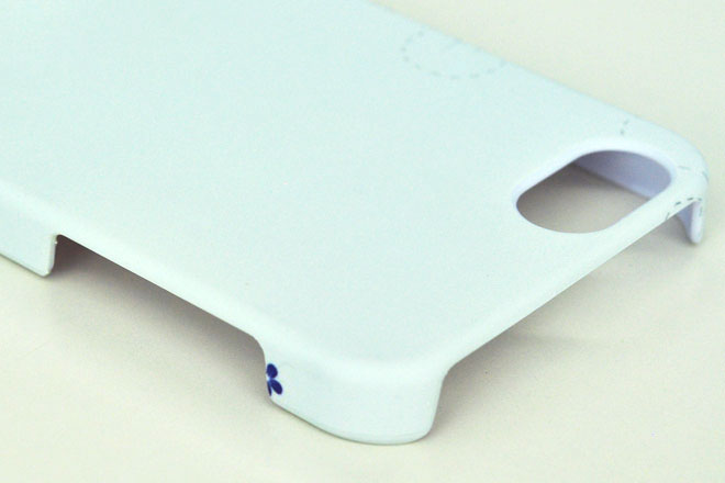iPhone5カバー 水転写印刷