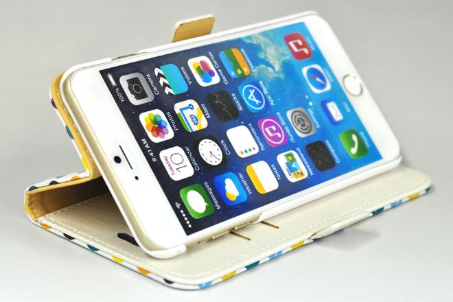 iPhone6/6Plus 手帳型ダイアリーケース