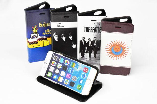 iPhone6/6sミュージックスマートフォン ダイアリーケース