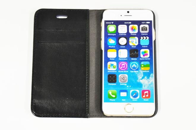 MUSIC SMARTPHONE DIARY CASE (iPhone6 / iPhone6 Plus)