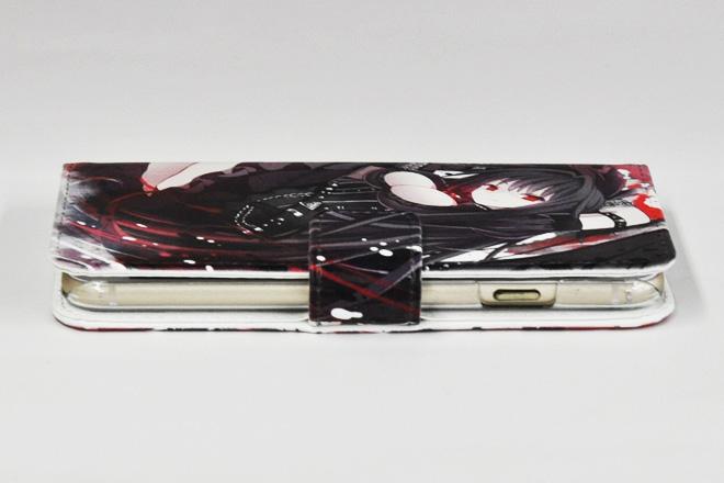 iPhone6/6s手帳型レザーケース W様
