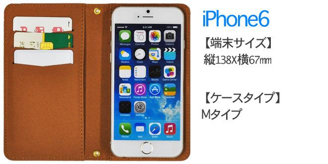 iPhoen6装着イメージ