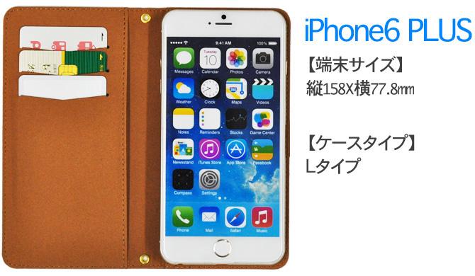 iPhone6 Plus装着イメージ
