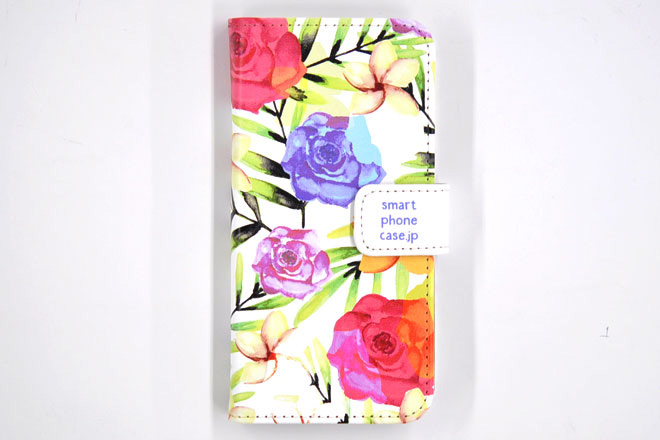 iPhone6/6s手帳型ケース印刷サンプル