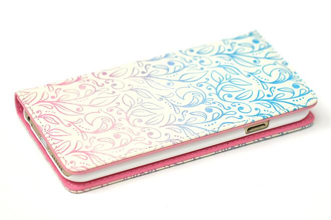 手帳型iPhoneケース
