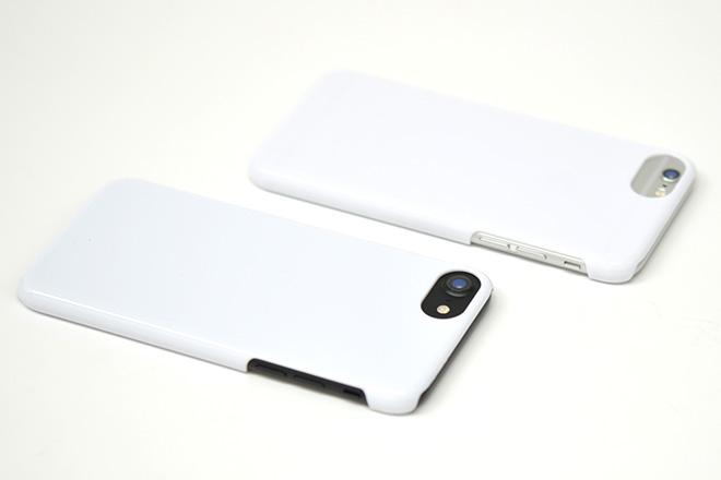 iPhone8/7/6兼用 無地ハードケース-3