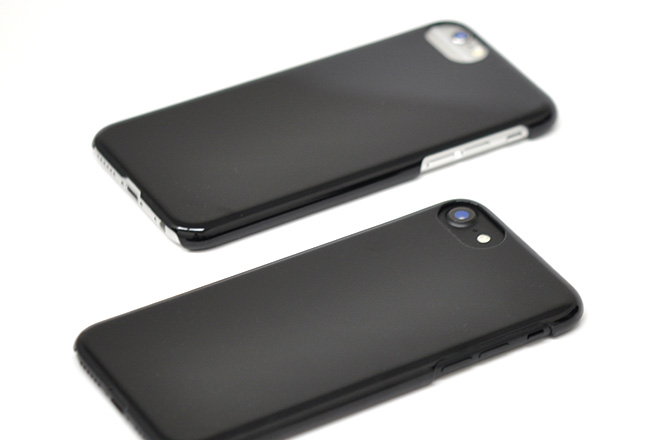 iPhone8/7/6兼用 無地ハードケース-5