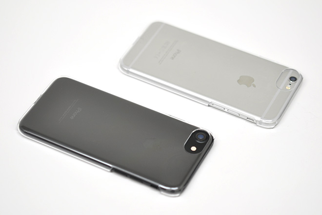 iPhone8/7/6兼用 無地ハードケース-8