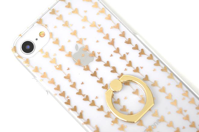 iPhone8/7/6兼用リング付き ハードケース-5