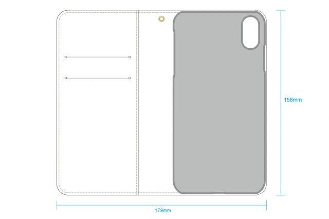 iPhone XS Max用ケース